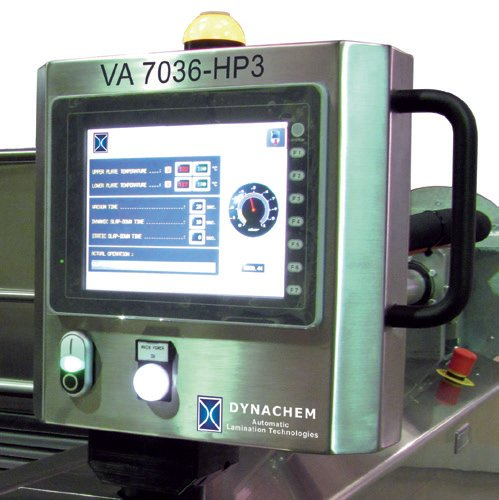 Vacuum Applicator VA 7036 HP3 Touch Screen Display