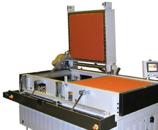 Vacuum Applicator VA 7036 HP3 Upper Plate Opening