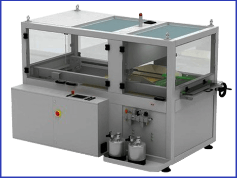 Dynatech Automatic Lamination Technologies Solder Systems 6