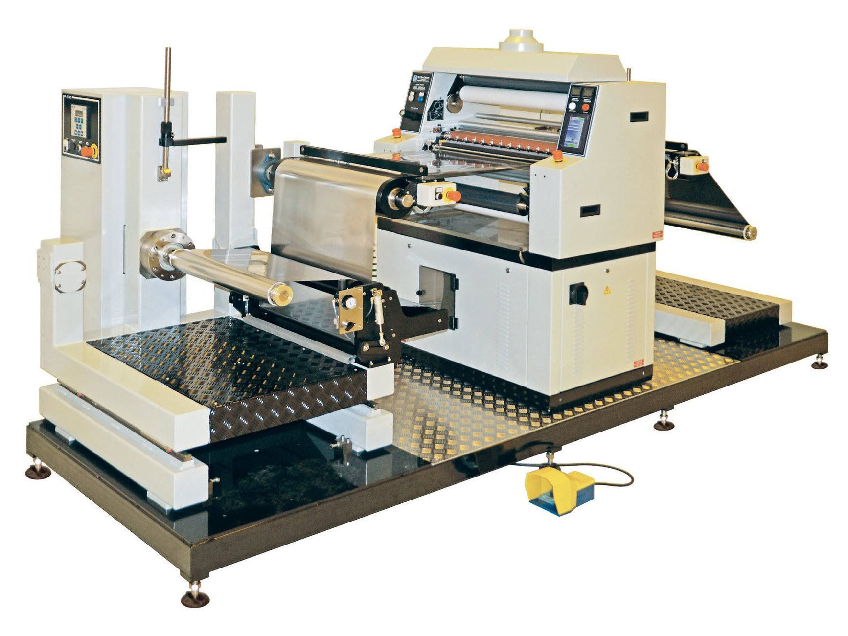 Laminator Roll To Roll RTR 3124