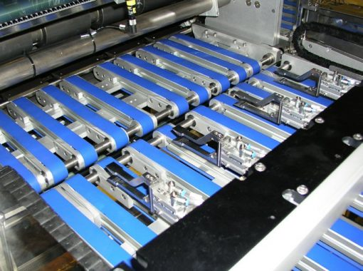Patent Clamps System For Panel Extraction