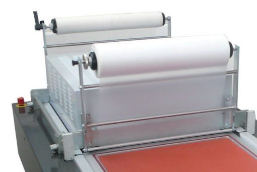 Vacuum Applicator VA 7024 ATM High Temperature Film Release Roll To Roll