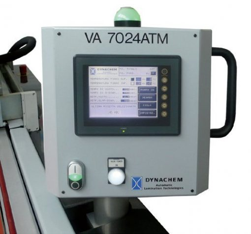 Vacuum Applicator VA 7024 ATM Touch Screen Display